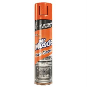 1220107C Mr Muscle Oven Cleaner