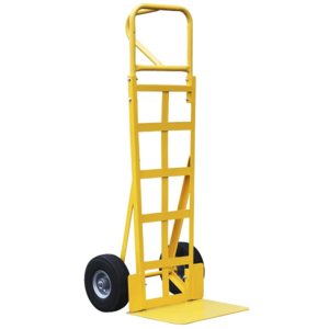 P Shaped Sack Truck With High Back